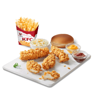 Crispy Strips Meal