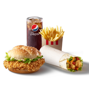 Zinger + Twister Offer
