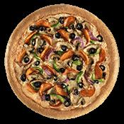 test, Pizza Hut, Chicken Supreme