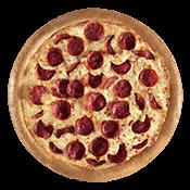 test, Pizza Hut, Pepperoni