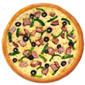 Deal Addons, Toppings, Pizza Hut, Tuna ,
