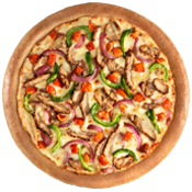 Deal Addons, Toppings, Pizza Hut, Chicken Supreme ,