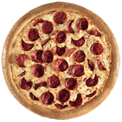 Deal Addons, Toppings, Pizza Hut, Classic Pepperoni